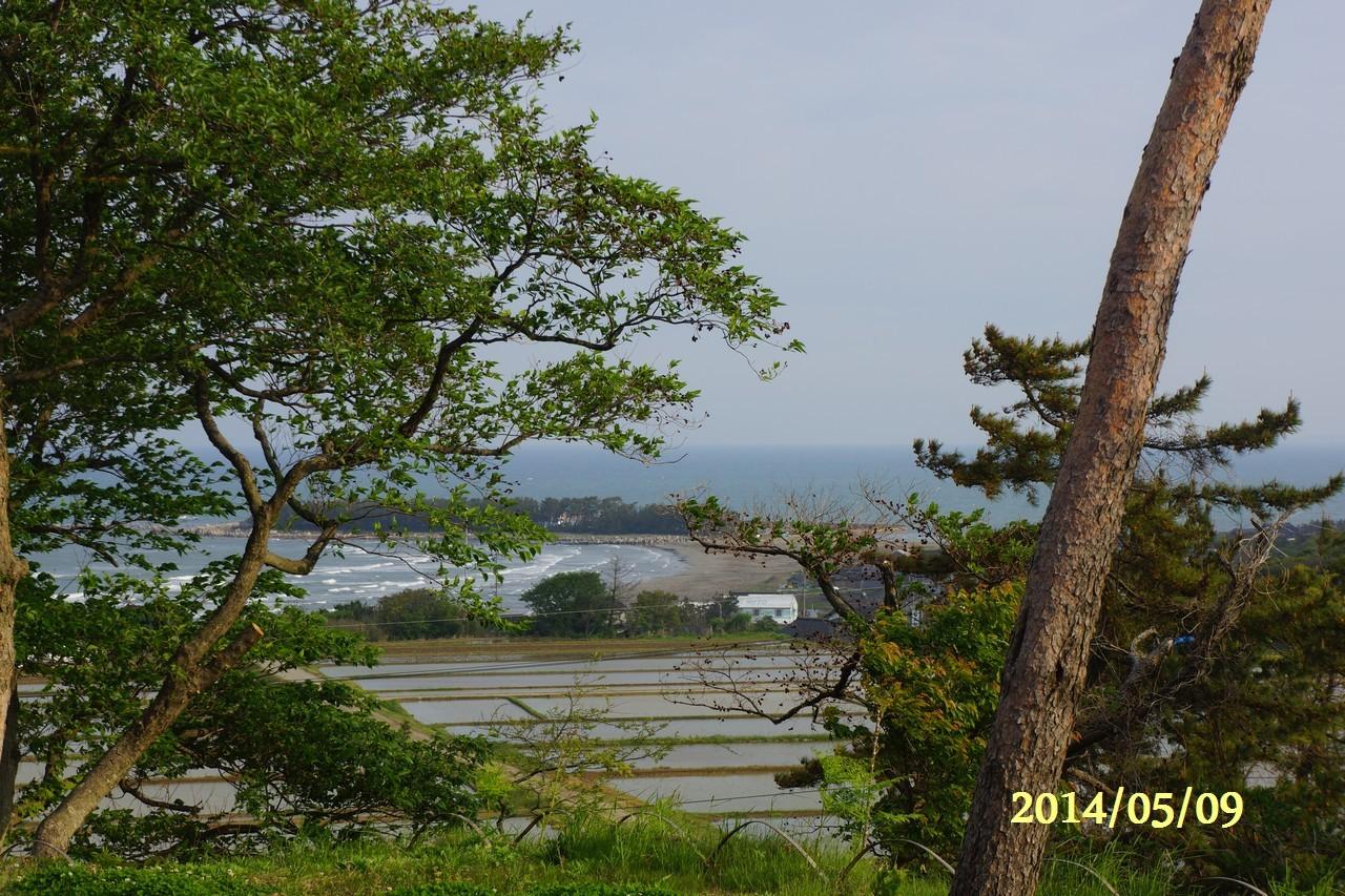 5月9日:日本海のうつろい