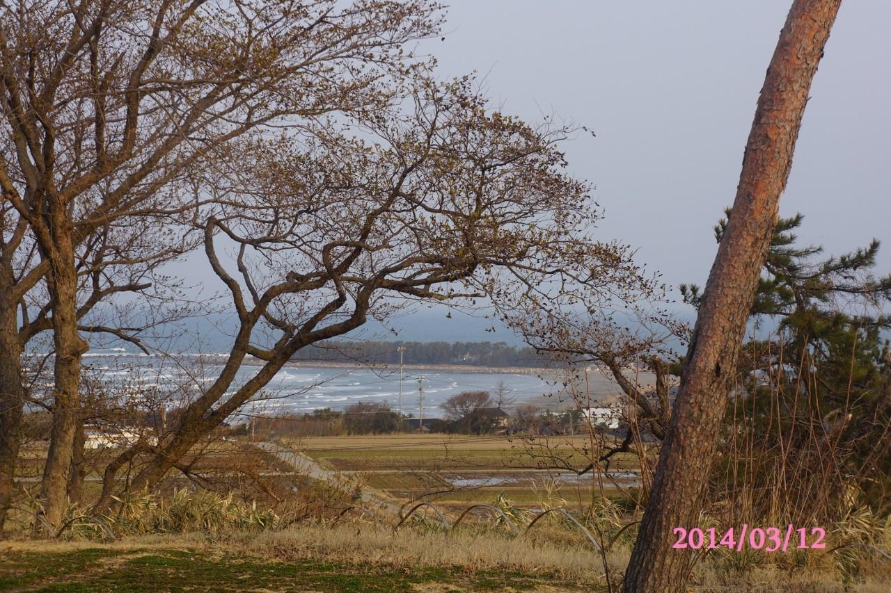 3月12:日本海のうつろい