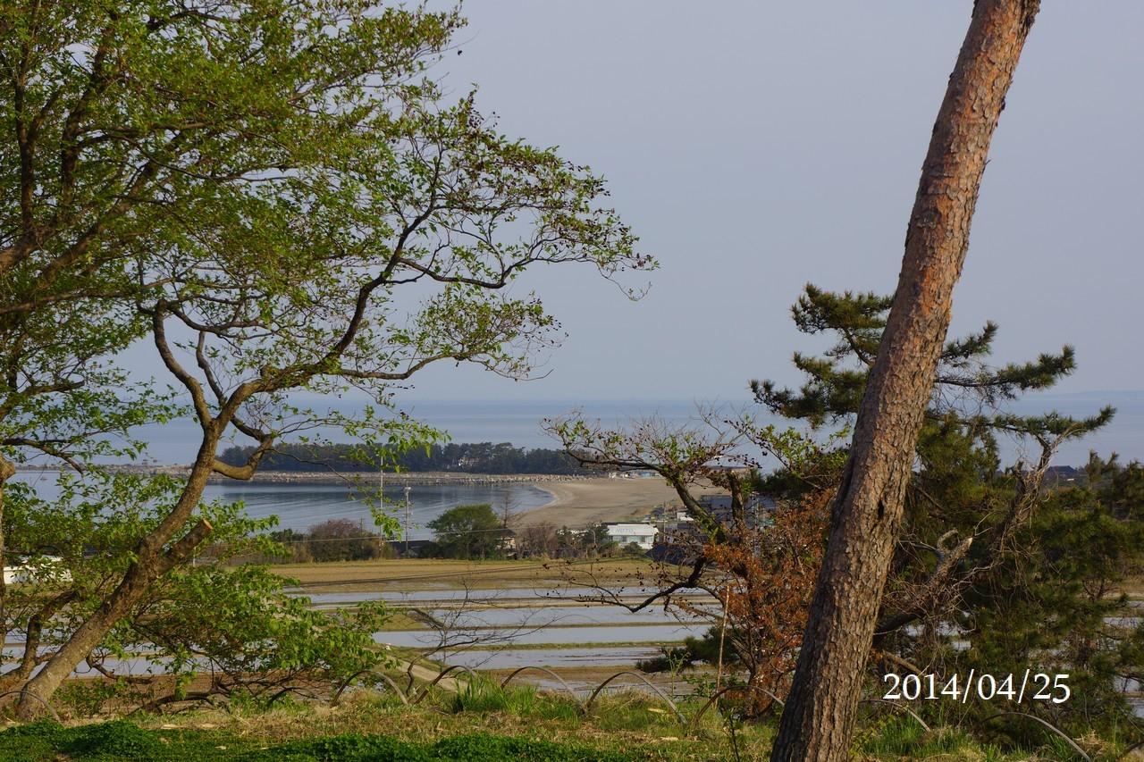 4月25日:日本海のうつろい