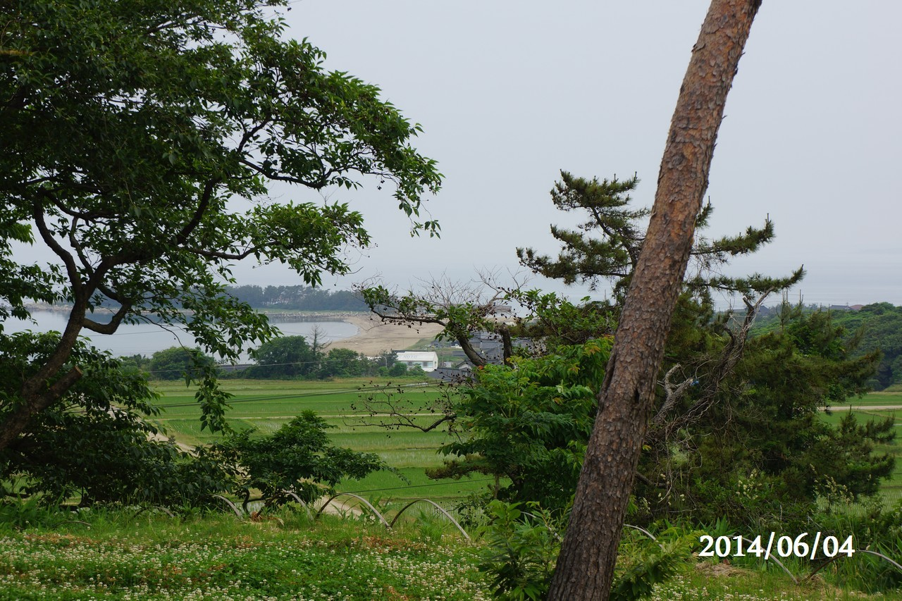 6月4日:日本海のうつろい