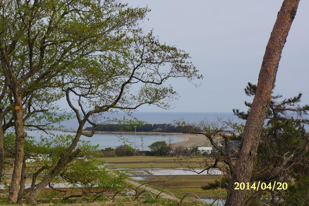 4月20日:日本海のうつろい