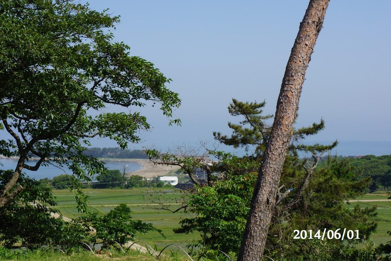 6月1日:日本海のうつろい