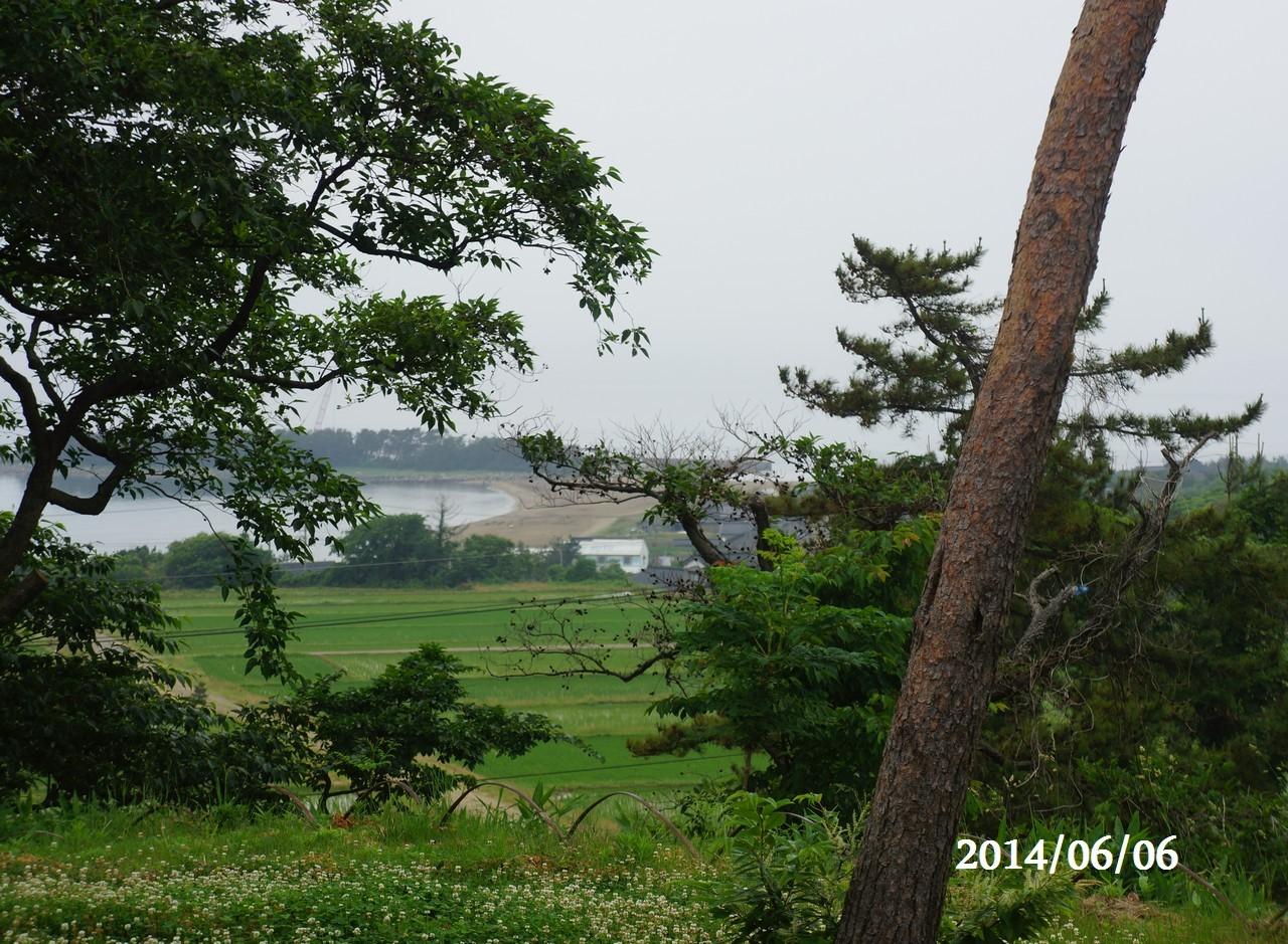 6月6日:日本海のうつろい