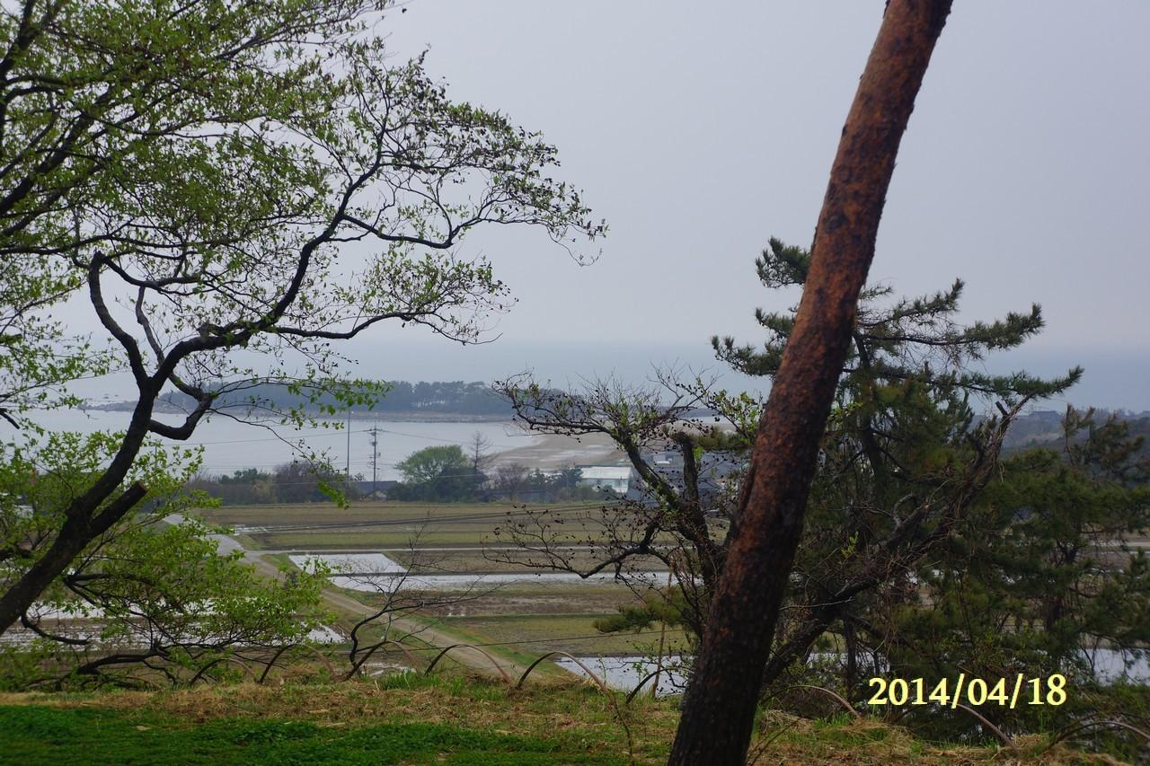 4月18日:日本海のうつろい