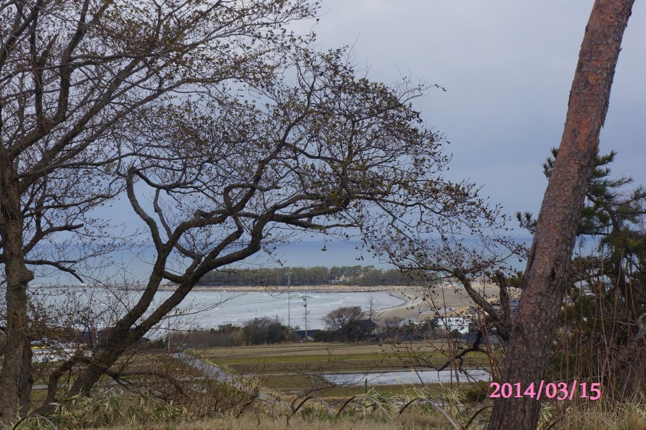 3月15日:日本海のうつろい