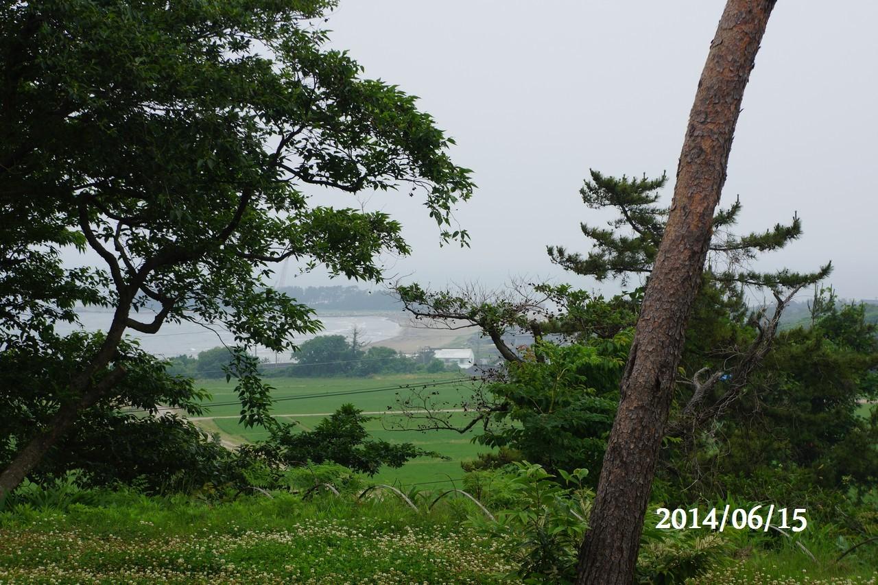 6月15日:日本海のうつろい