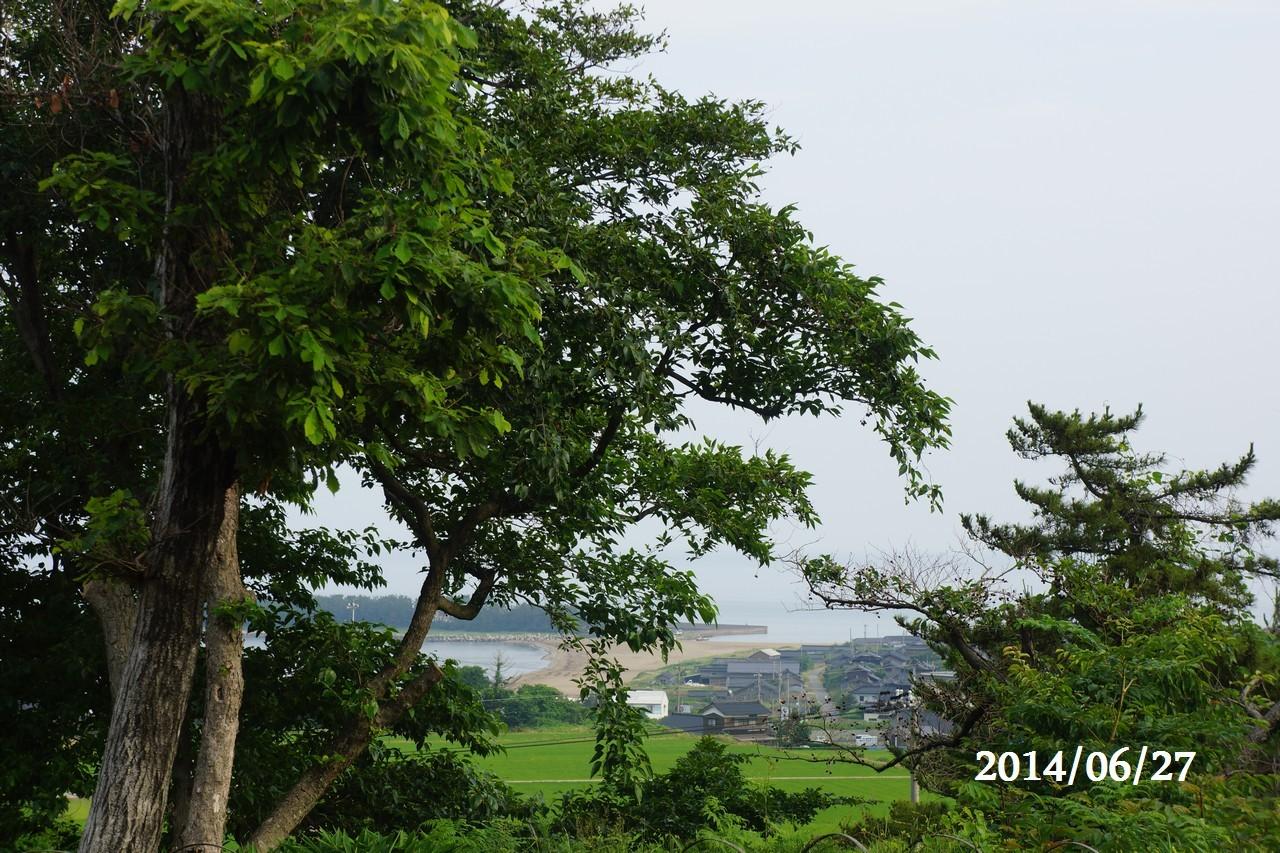 6月27日:日本海のうつろい