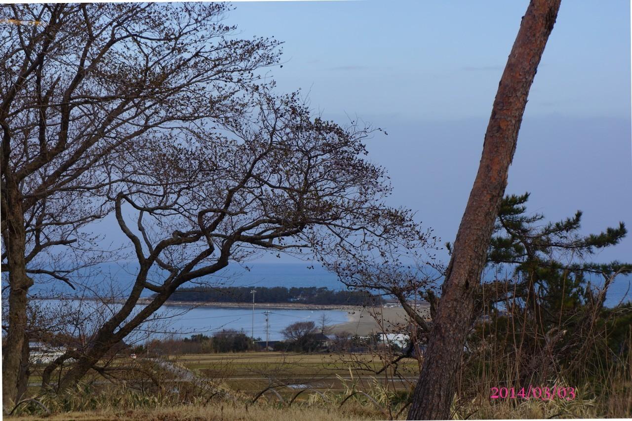 3月3日:日本海のうつろい