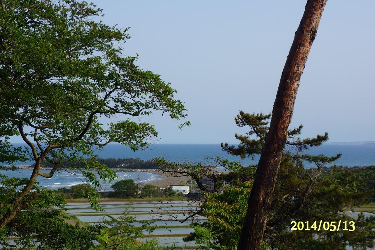 5月13日:日本海のうつろい