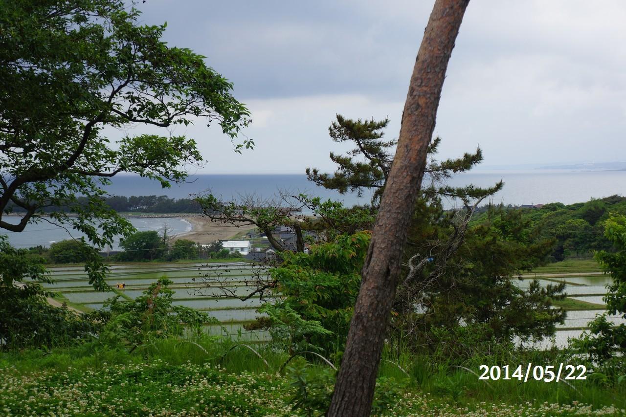 5月22日:日本海のうつろい
