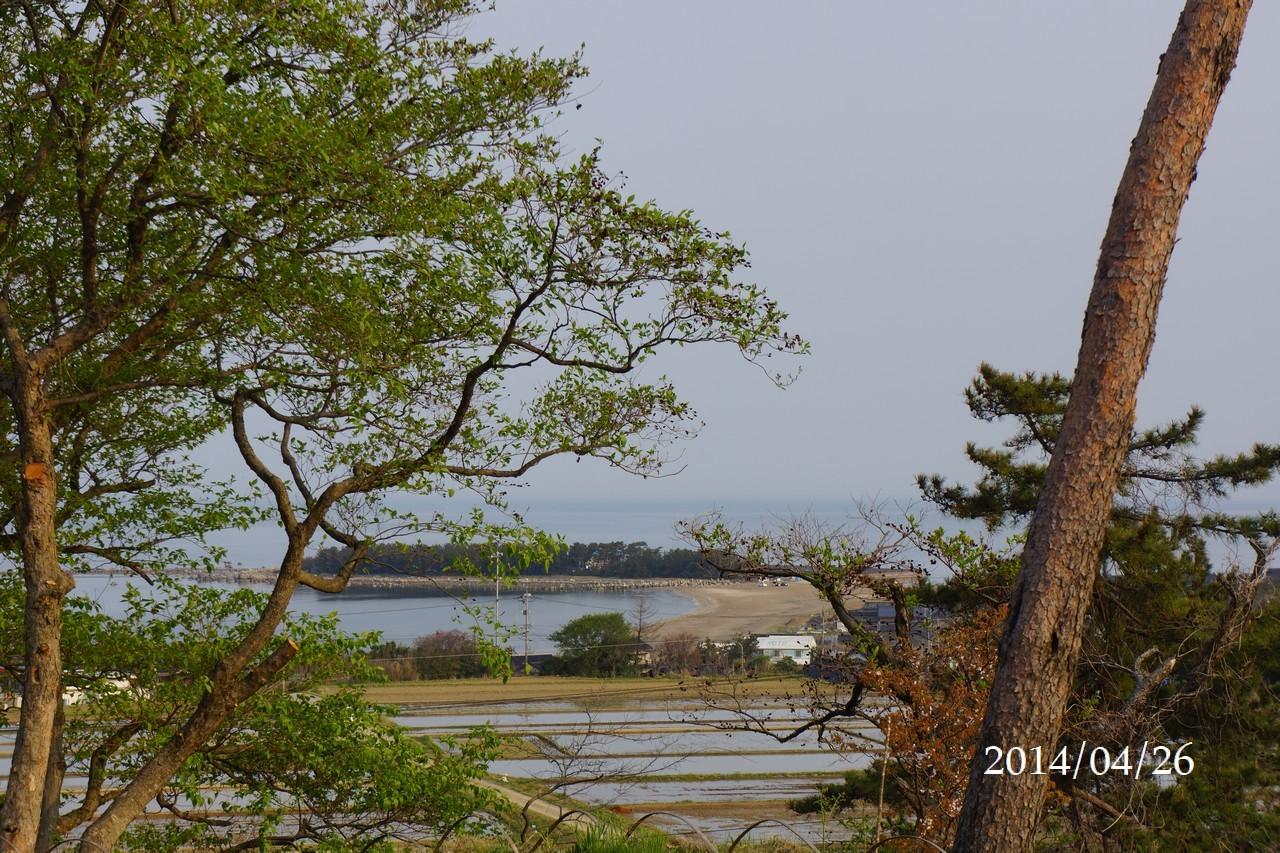 4月26日:日本海のうつろい