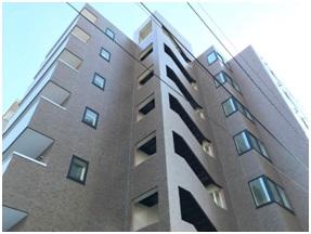 修繕が完了したマンションの写真