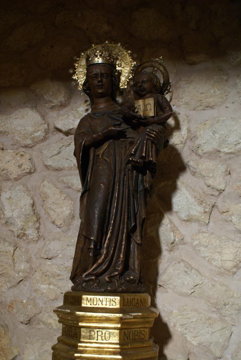"""Kloster Lluc, Mallorca, """"Sa Morenita"""""""