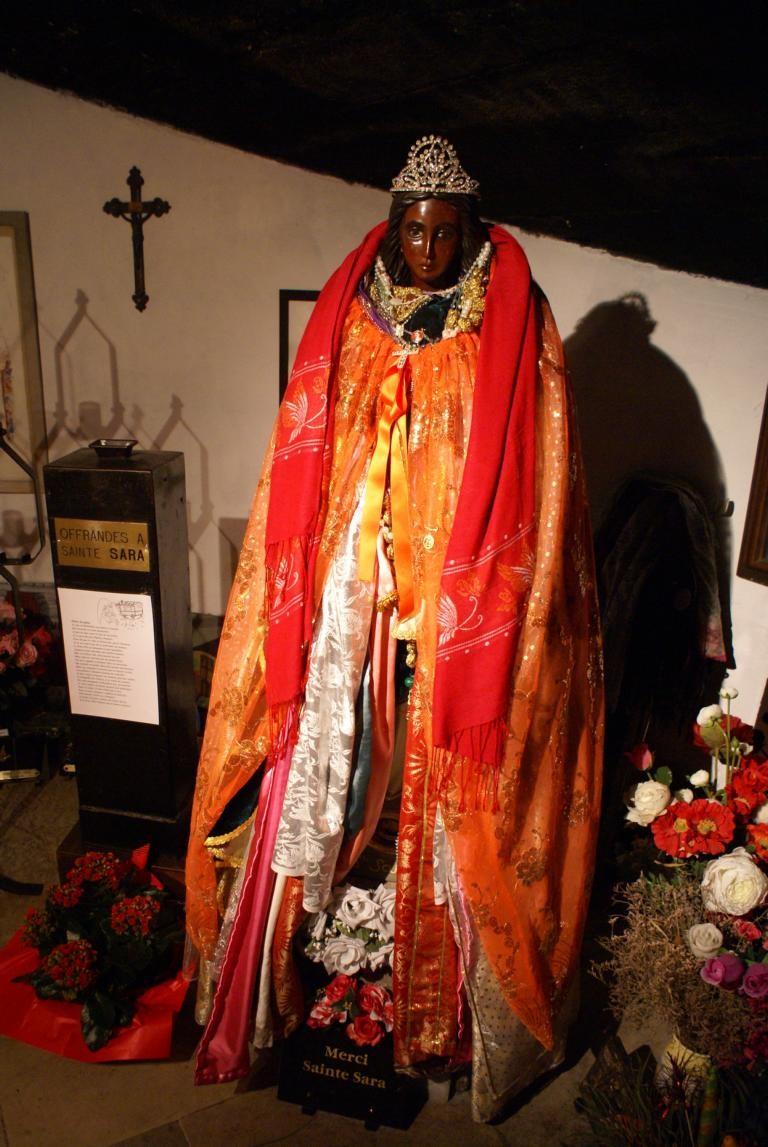 Heilige Sara, Saintes Maries de La Mer