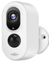 CCTV battery powered camera with WIFI and SD card slot for recording