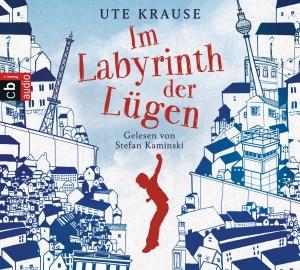 Ute Krause Im Labyrinth der Lügen Jugendbuch Rezension Leseträumchen Stefan Kaminski