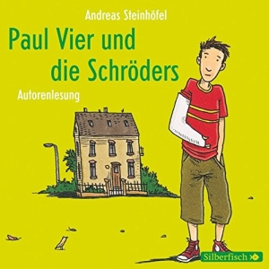 Andreas Steinhöfel: Paul Vier und die Schröders/Leseträumchen