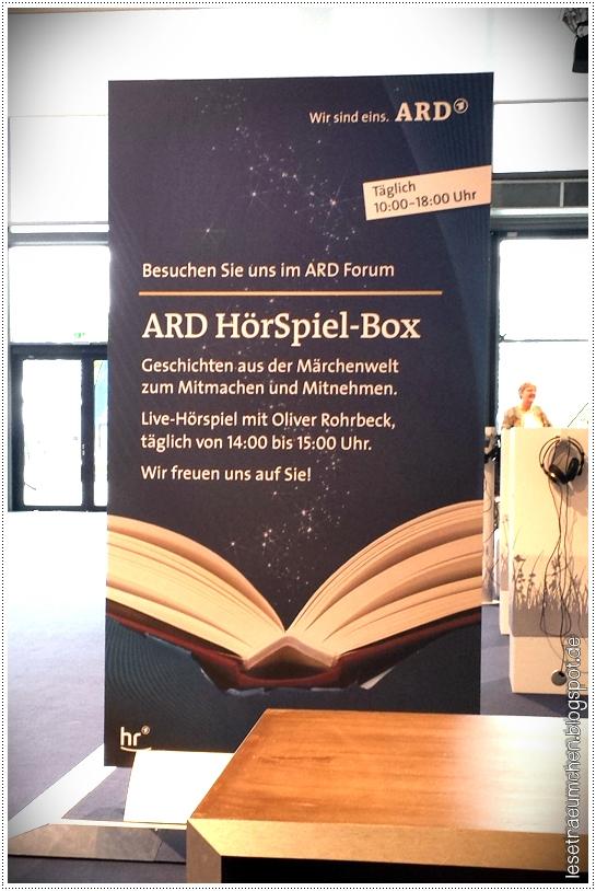Die kleine, feine ARD HörSpiel-Box mit Oliver Rohrbeck, moderiert von Klaus Krückemeyer.