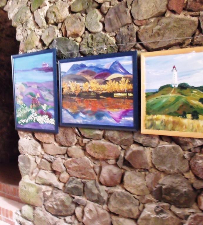 Bilder des Malers Lindner