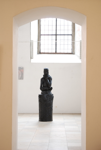 Ausstellungsansicht - Kunstverein Passau - Sankt Anna-Kapelle