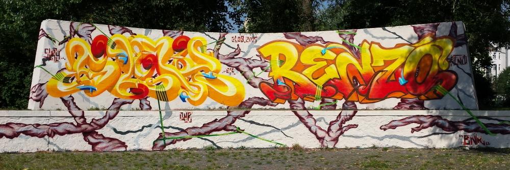 Slay & Renzo - 2015