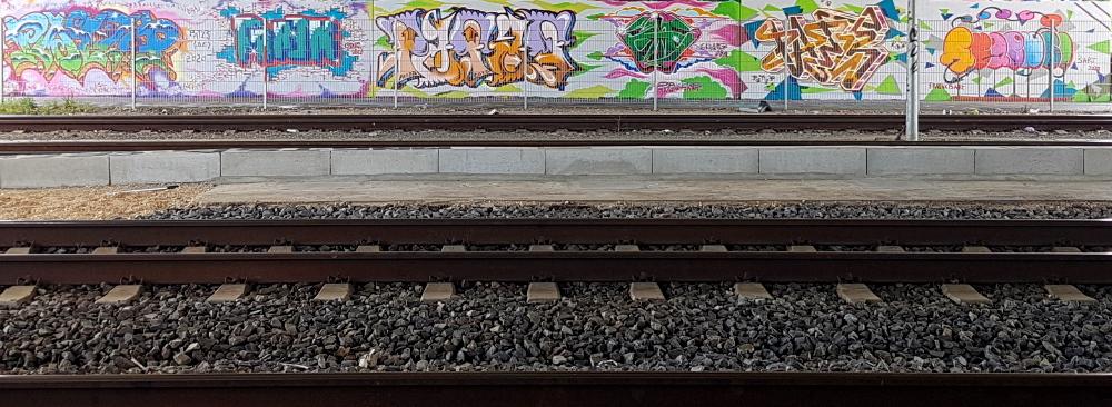 3 x PAT23 & FRAEN - Antonienbrücke 2020