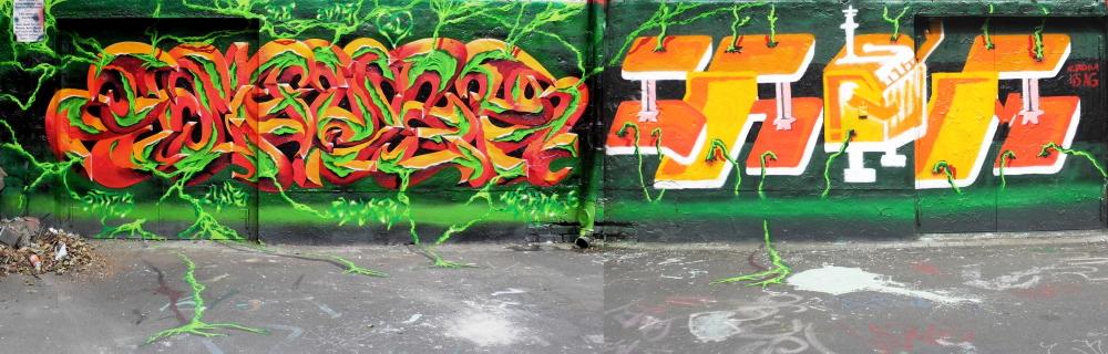 Slayer & Crom - 2015
