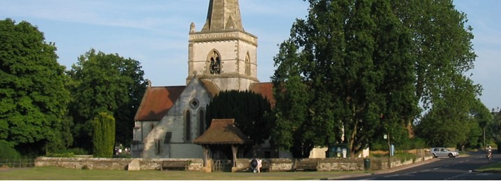 Christ Church, Brockham, Surrey