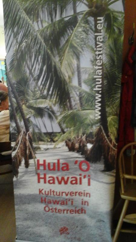 Logo der Hawaiianer