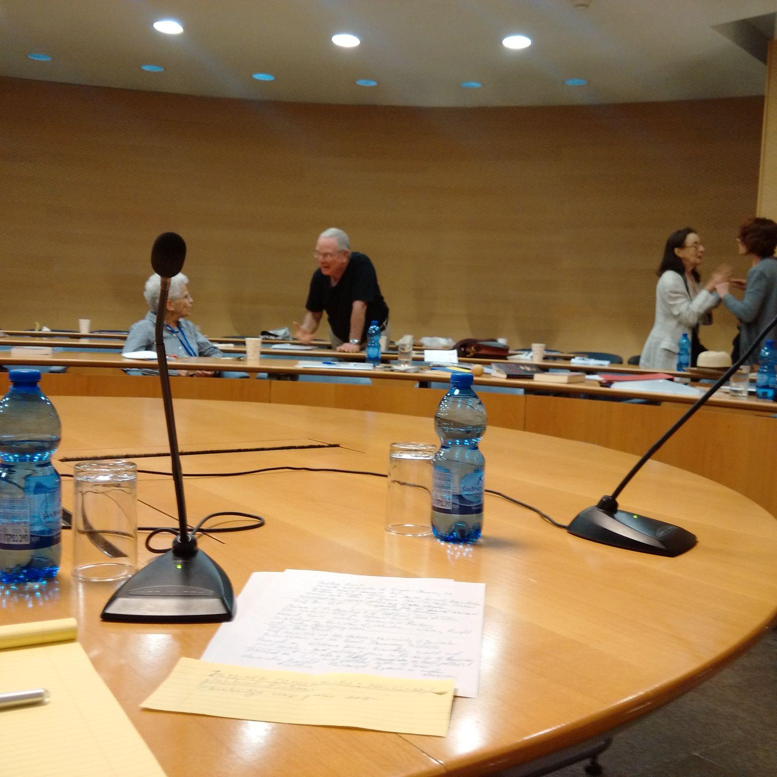 "Fachkongress ""New challenges in democratic thinking"" in Jerusalem"