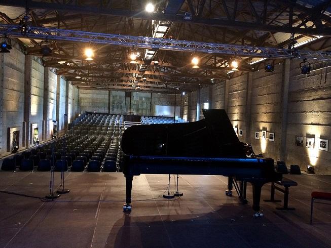Veranstaltungstechnik und Konzertausstattung