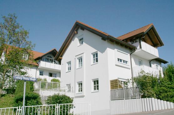 BV: Ludwig-Thoma-Straße/Pfaffenhofen
