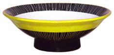イングレ黄寿_7.5高台カツ鉢