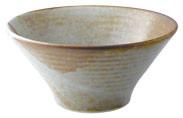 HB鼠志野_5.5モダ麺鉢