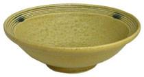 HB黄瀬戸_6.8リムつけ麺鉢