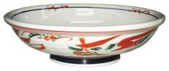 錦花鳥_7.5麺鉢