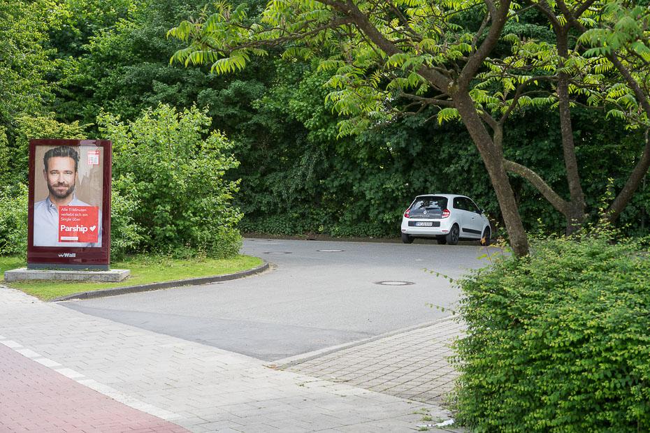 Woche 14: Düesbergweg / Kappenberger Damm