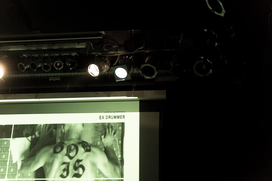 """Das belgische Film-Drama """"Ex Drummer"""" von Koen Mortier (Regie und Drehbuch), 2007."""