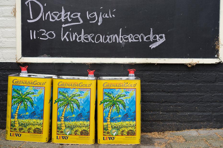 60 Liter Frittierfett