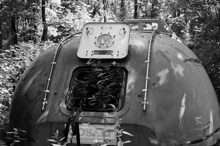 U-Boot im Wald