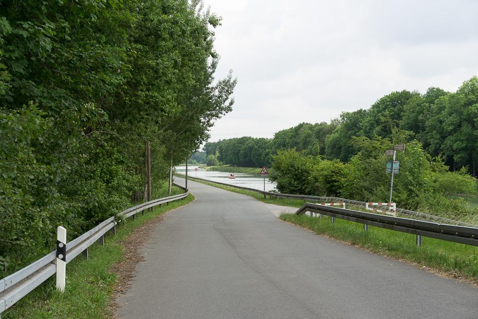 Woche 7: Rügenufer am Dortmund-Ems-Kanal