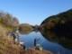 12月2日(水)  布目ダム湖