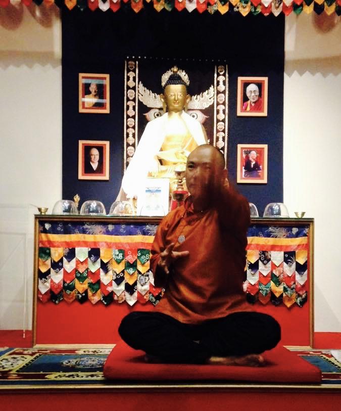 Géshé Lhundup , Yoga Tibétain