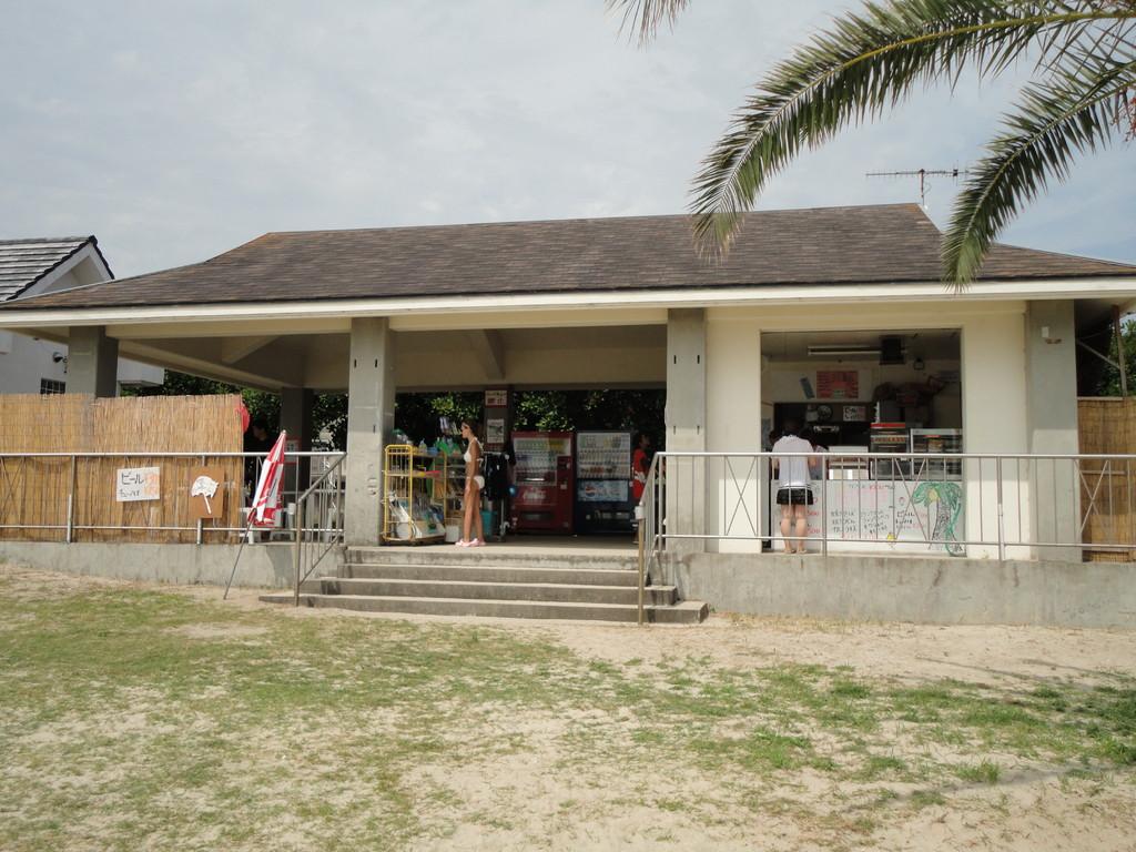 海の家・ 売店