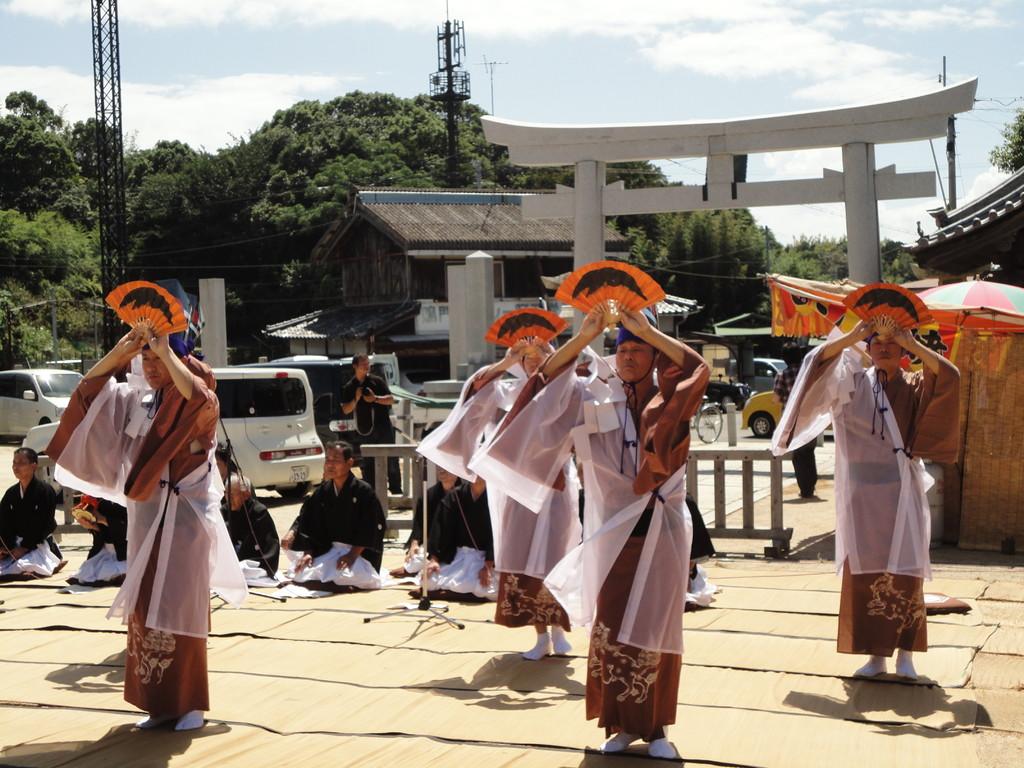 風流小踊 第1番 神楽踊