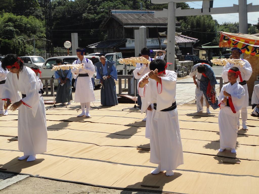 風流大踊 第1番 亀岡踊