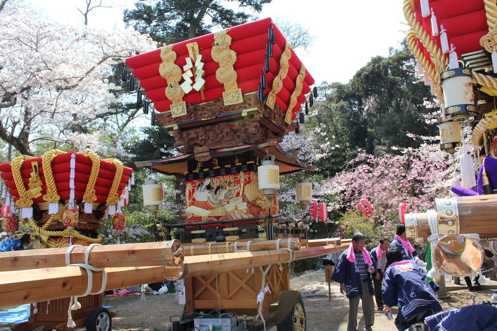 賀集八幡神社・鍛冶屋のだんじり