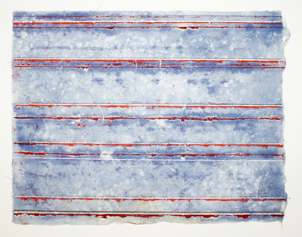 <b>11.12.96</b><br> 1996, Öl, Tinte, Tusche, <br>20 x 25,5 cm