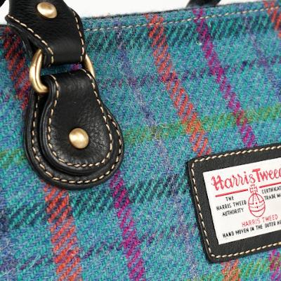Tweed Tasche, Handtasche