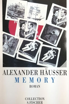 Alexander Häusser Memory (Erstausgabe)